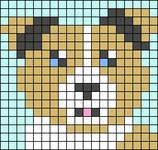 Alpha pattern #63325 variation #123556