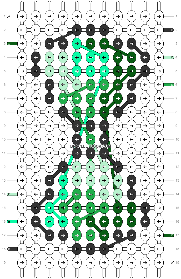 Alpha pattern #66531 variation #123578 pattern