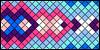 Normal pattern #39601 variation #123634