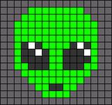 Alpha pattern #52752 variation #123692