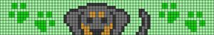 Alpha pattern #56579 variation #123694