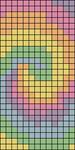 Alpha pattern #31521 variation #123847