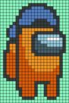 Alpha pattern #59121 variation #123876