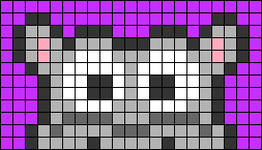 Alpha pattern #66319 variation #123974