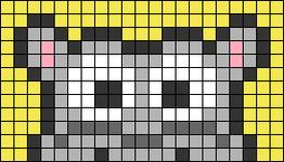 Alpha pattern #66319 variation #123975