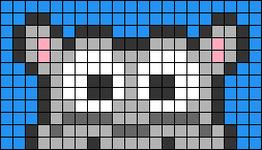 Alpha pattern #66319 variation #123976