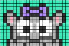 Alpha pattern #66828 variation #123977