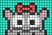 Alpha pattern #66828 variation #123978