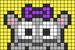 Alpha pattern #66828 variation #123979