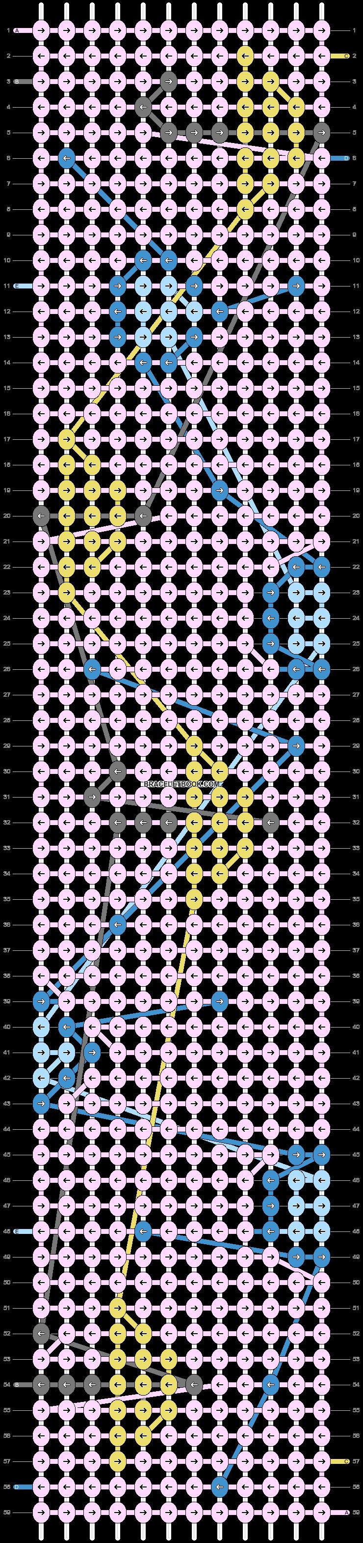 Alpha pattern #35447 variation #124060 pattern