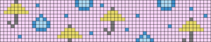 Alpha pattern #35447 variation #124060