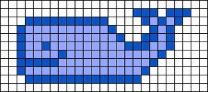 Alpha pattern #62177 variation #124079