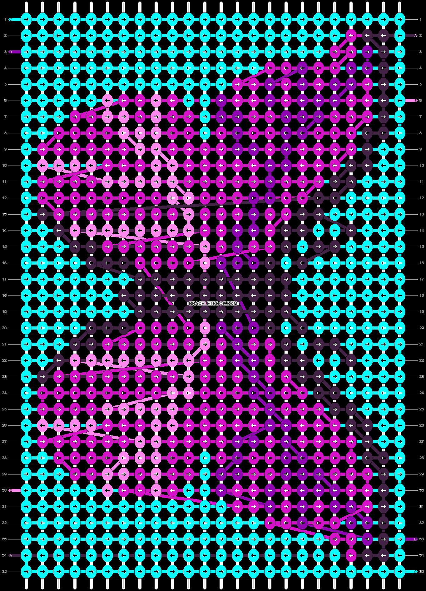 Alpha pattern #67083 variation #124113 pattern