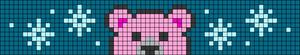 Alpha pattern #62564 variation #124174