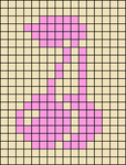 Alpha pattern #46385 variation #124244