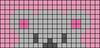 Alpha pattern #56159 variation #124245
