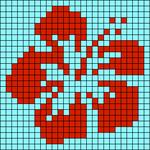 Alpha pattern #51134 variation #124409