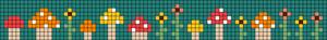 Alpha pattern #60923 variation #124454