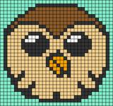 Alpha pattern #62070 variation #124543