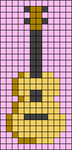 Alpha pattern #40611 variation #124570
