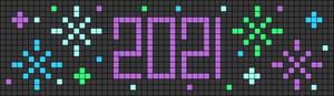 Alpha pattern #66393 variation #124583