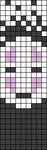 Alpha pattern #13774 variation #124602