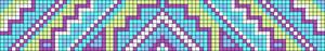 Alpha pattern #24827 variation #124614