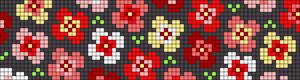 Alpha pattern #36674 variation #124747