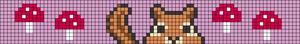 Alpha pattern #62480 variation #124782