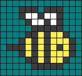 Alpha pattern #25140 variation #124873