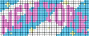 Alpha pattern #45088 variation #124927
