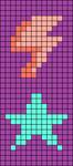 Alpha pattern #46309 variation #124951