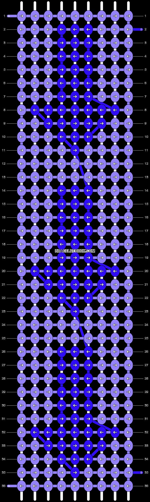 Alpha pattern #17924 variation #125025 pattern