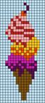 Alpha pattern #51719 variation #125068