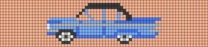 Alpha pattern #58194 variation #125104
