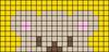 Alpha pattern #56159 variation #125178