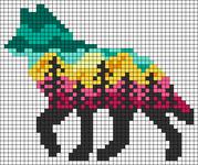 Alpha pattern #67765 variation #125188