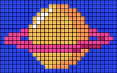 Alpha pattern #41628 variation #125266