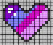 Alpha pattern #62679 variation #125275