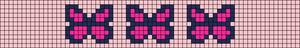 Alpha pattern #36093 variation #125304