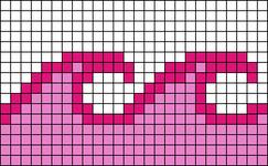 Alpha pattern #28734 variation #125306