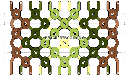 Normal pattern #18 variation #125365 pattern