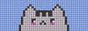 Alpha pattern #51081 variation #125395