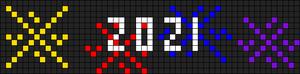 Alpha pattern #67662 variation #125399
