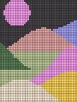 Alpha pattern #44441 variation #125410