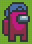 Alpha pattern #62291 variation #125426