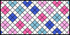 Normal pattern #31072 variation #125432