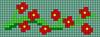 Alpha pattern #26941 variation #125480