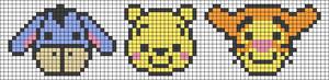 Alpha pattern #56057 variation #125522
