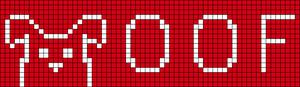 Alpha pattern #35538 variation #125525